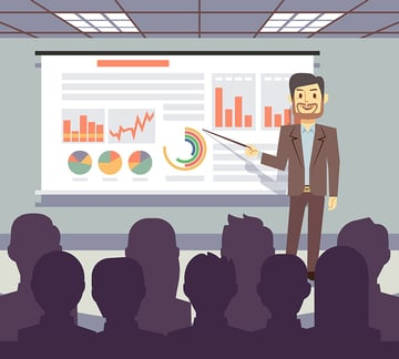 Are you ready to learn how to make a great presentation in PowerPoint and deliver it