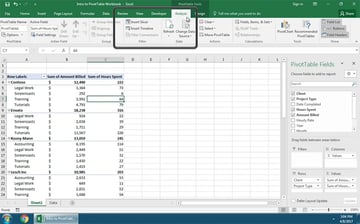 how to add insert a slicer in excel