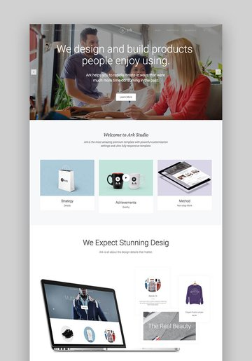 TheArk Fresh Premium WordPress Theme