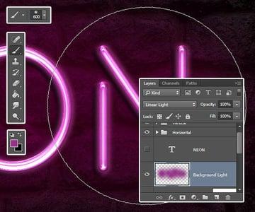 Add Background Glow