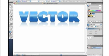 Quick Tip Create a Shiny Text Effect with the Appearance Panel