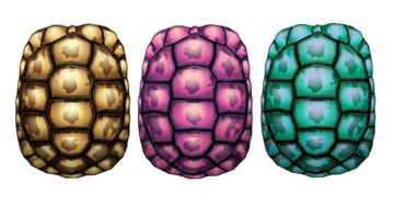 How to Create a Tortoise Shell Using the Appearance Panel in Adobe Illustrator
