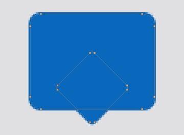 Designing Icon Base - Make smaller shape