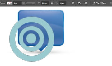Add Icon Sign - Multiple donut shape