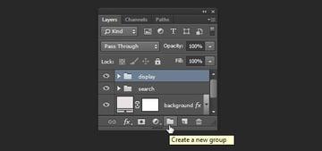 Create a new group