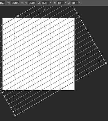 Rotate the lines