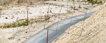 Bend the road shape using Warp transformation