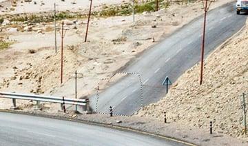 Fix the road edges