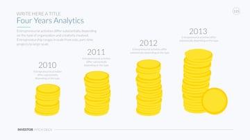 Investor Pitch Google Slides Deck Template