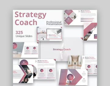 Strategy Coach Multi-purpose Google Slides Presentation Template