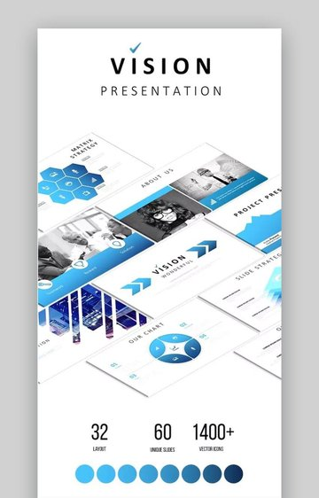 Vision - Multipurpose Google Slides Template