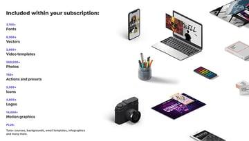 Envato Elements Subscriptions