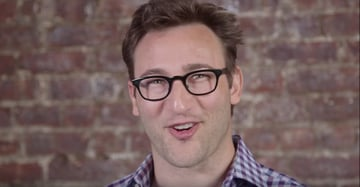 Simon Sinek on becoming a good presenter