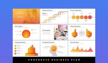 Google Slides Infographic Template
