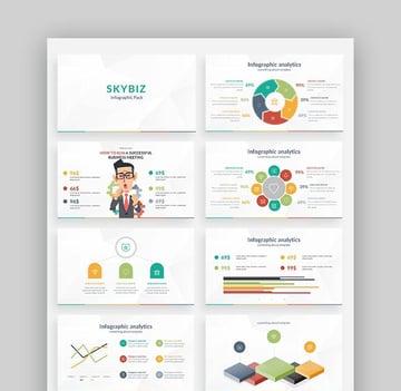 Infographic Presentation Slides Templates