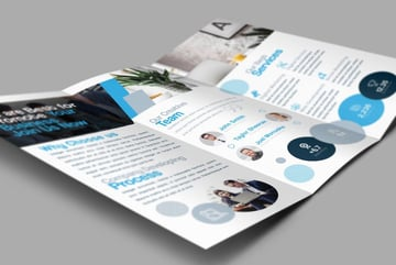 Trifold Brochure by designsoul14