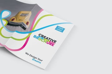 Creative Brochure Ideas - Template for InDesign