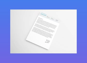 Cover letter template word doc - Simple Resume Cover Letter Template