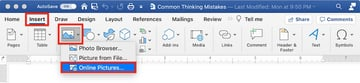 Microsoft clip art - online pictures