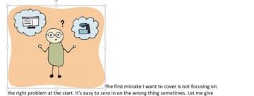 Microsoft clip art - resize