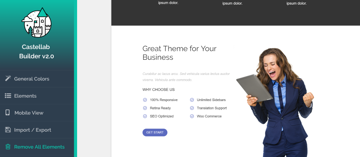Explore MailChimp email newsletter builder