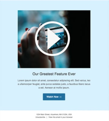 Mailchimp Email Templates Free Download 2020 - Slate