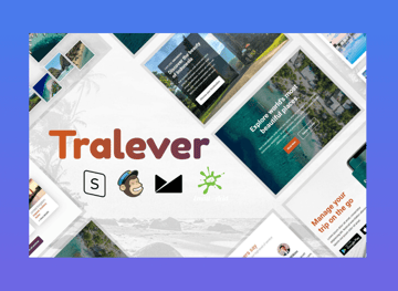 mailchimp newsletter templates free with Envato Elements account