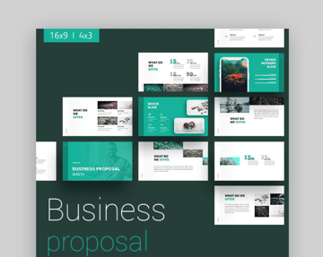 new business proposal ppt