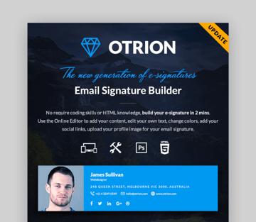 email signature designs