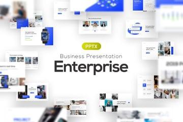 premium corporate presentation templates