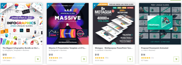 Get funny Powerpoint templaes on GraphicRiver
