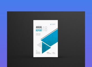what is a annual report for a business