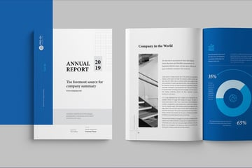 annual report example