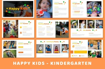 kids all about myself powerpoint presentation