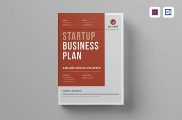 small business marketing plan template for word