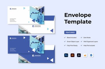 how to make envelope templates in microsoft word