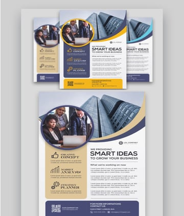 Example of a Business Flyer