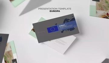 Europa Map