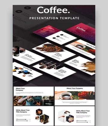 Coffee PowerPoint Theme