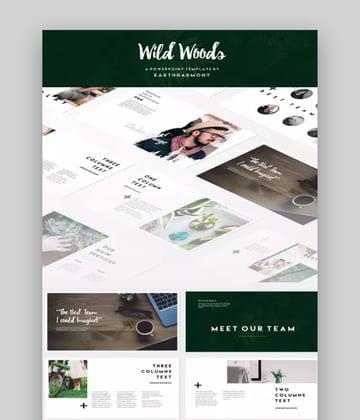 Woods Theme