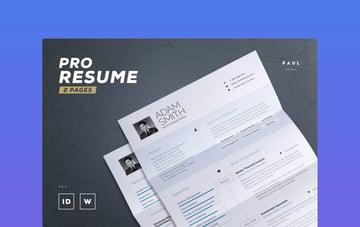 Pro ResumeCV