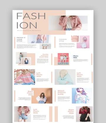 Pinky Fashion Template