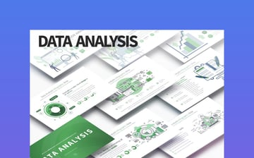 Data Analysis Change Control Presentation Template