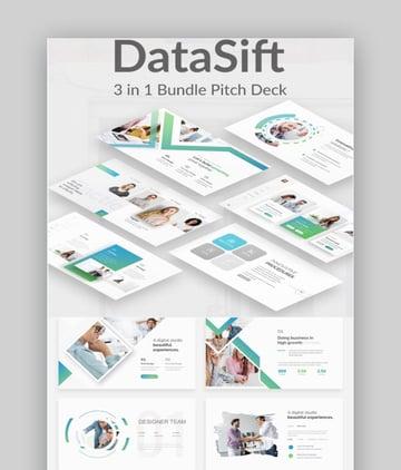 Datasift Change Management Deck