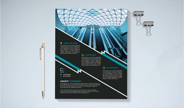 Corporate Bsuiness Flyer