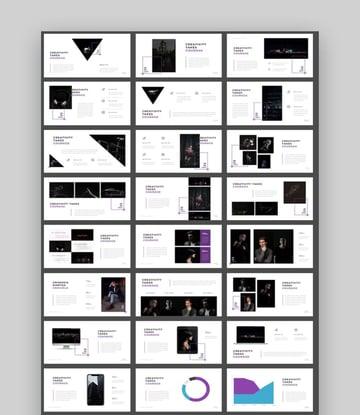 Tactic - Creative Photographer Presentation