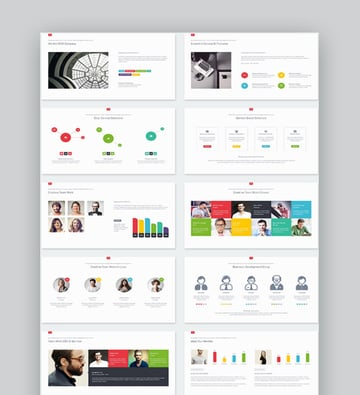 IKON Multipurpose Presentation Template