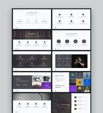 Komand Business Theme