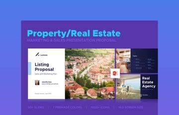 Property Marketing Sales Presentation