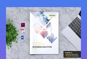 Krypton Corporate Business Brochure